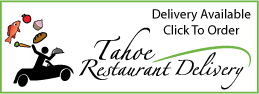 Tahoe Restaurant Delivery